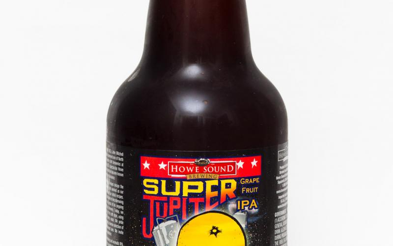 Howe Sound Brewing Co. – Super Jupiter Grapefruit IPA