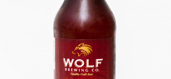 Wolf Brewing Co. – Red Brick IPA