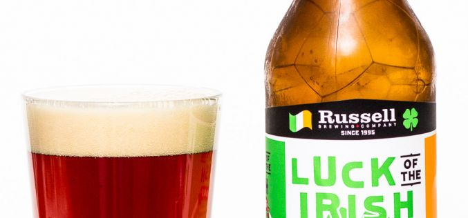 Russell Brewing Co. – Luck of the Irish Red Ale
