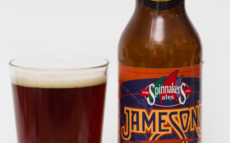 Spinnakers Ales – Jameson's Scottish Ale