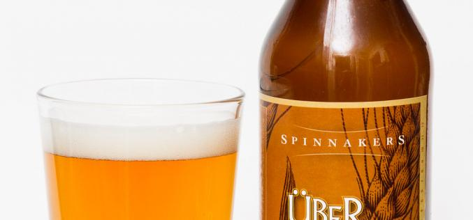 Spinnakers Brewing Co. – Uber Blonde Ale (2013)