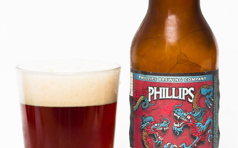 Phillips Brewing Co. – Double Dragon Imperial Red Ale