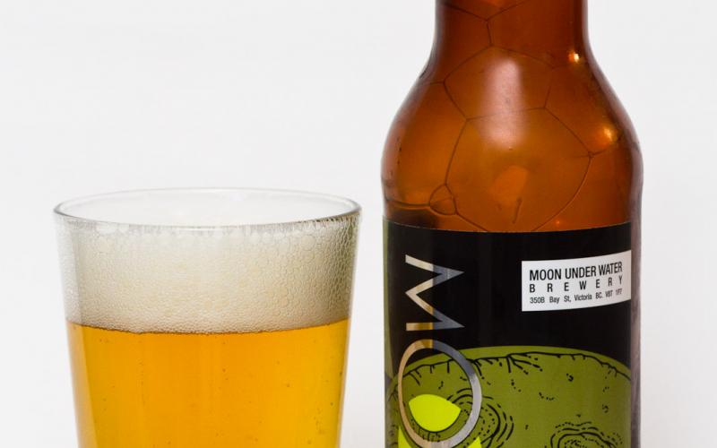 Moon Under Water Brewery – Potts Pils Unfiltered Pilsner