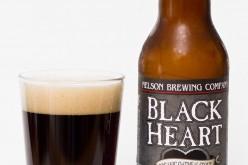Nelson Brewing Company – Black Heart Organic Oatmeal Stout