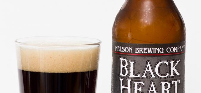 Nelson Brewing Company – Black Heart Organic Oatmeal Stout
