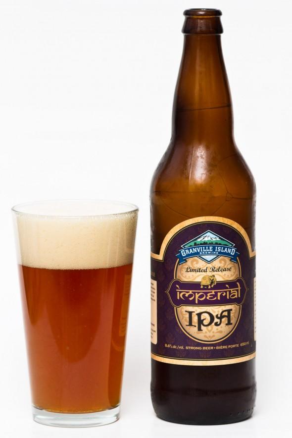 Granville Island Pale Ale Review