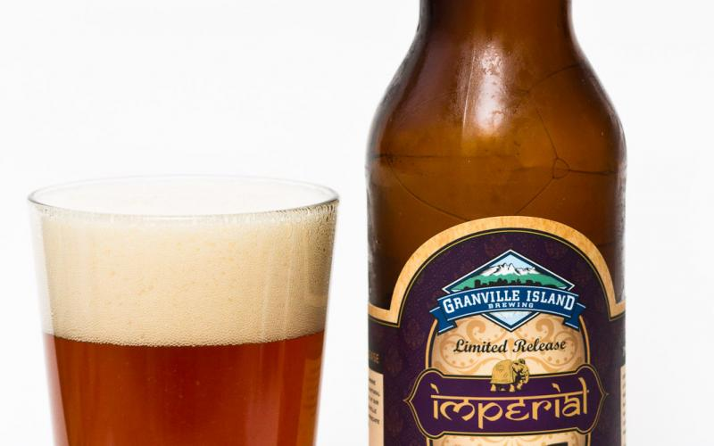 Granville Island Brewing Co – Limited Release Imperial IPA