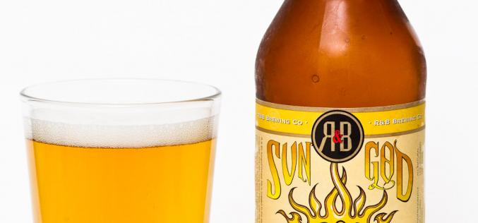 R&B Brewing Co – Sun God Wheat Ale