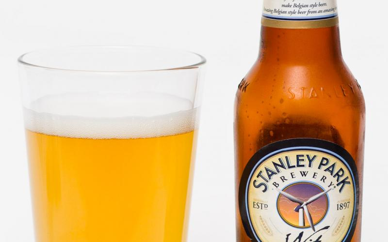 Stanley Park Brewery – Belgian Style Wit