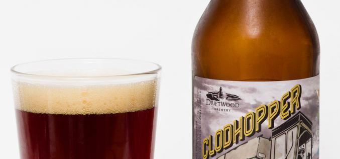 Driftwood Brewery – Clodhopper Local Malt Dubbel