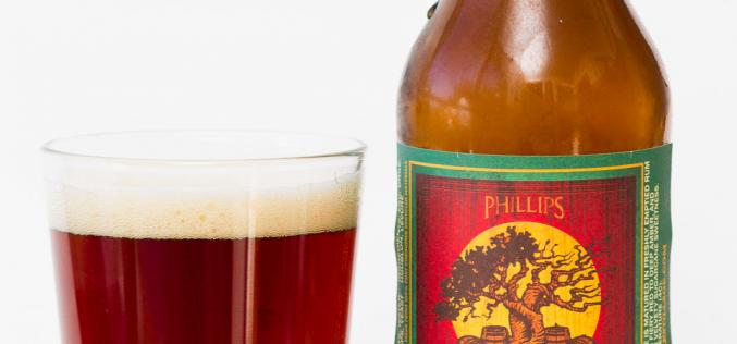Phillips Brewing Co. – Twisted Oak Stillage Rum Barrel-Aged Red Ale