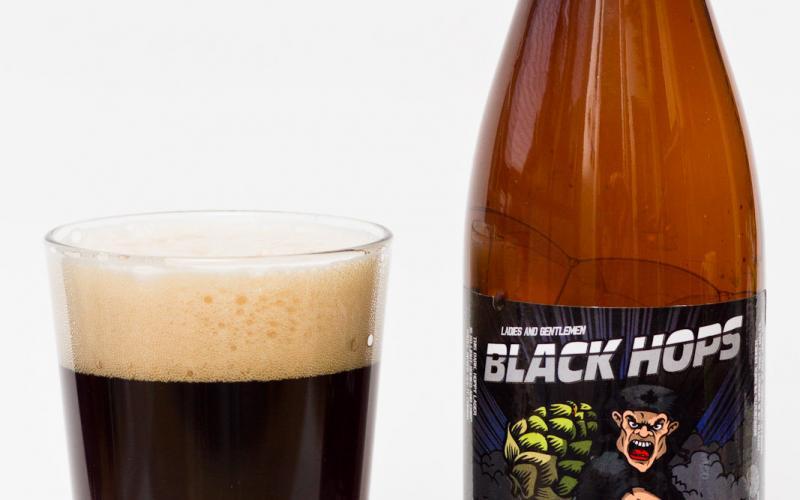 Parallel 49 Brewing Co. – Black Hops Cascadian Dark Lager