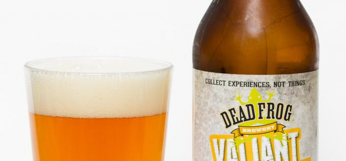 Dead Frog Brewing Co. – Valiant Belgian IPA
