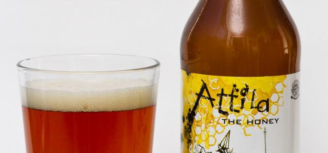 Mt Begbie Brewing Co. – Attilla The Honey