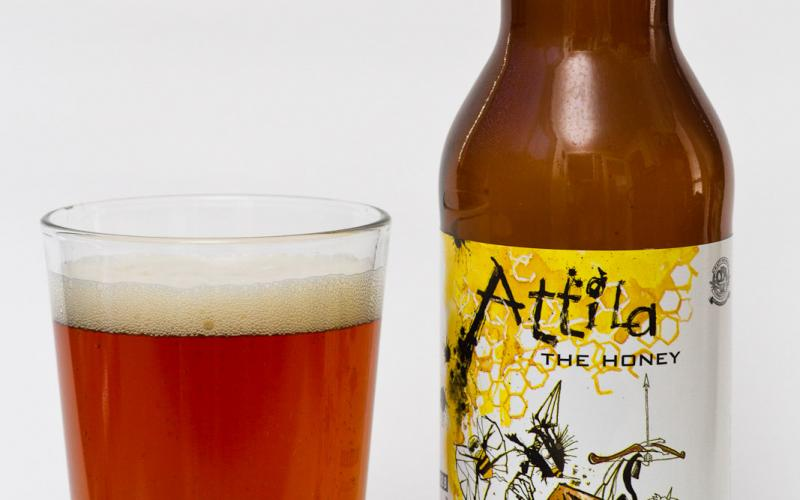 Mt Begbie Brewing Co. – Attilla The Honey