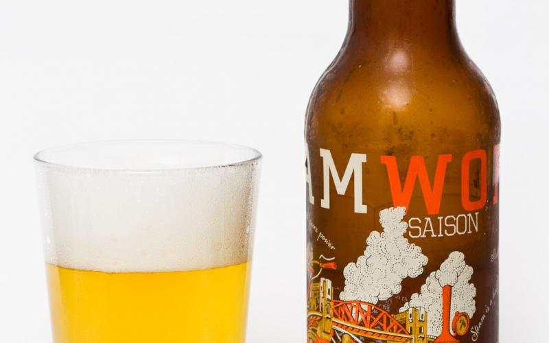 Steamworks Brewing Co. – Summer Saison