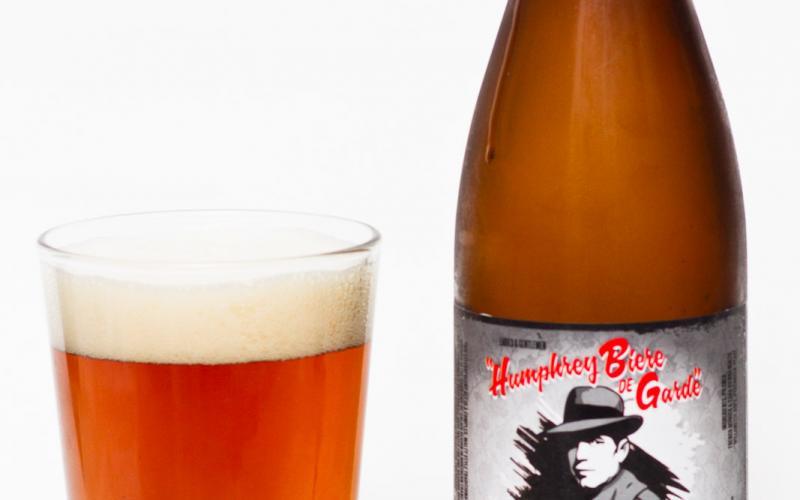 Parallel 49 Brewing Co. – Humphrey Biere De Garde – Rosewater Biere de Garde