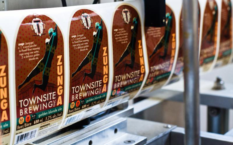 A Small Town Brewery with a Rapidly Growing Footprint – Townsite Brewing Inc.