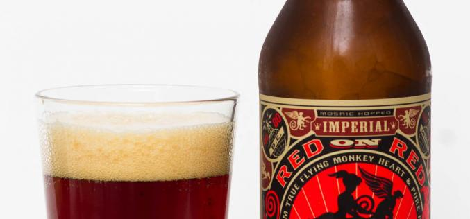 Central City Brewing Co. – Red On Red Collaboration Imperial Red Ale