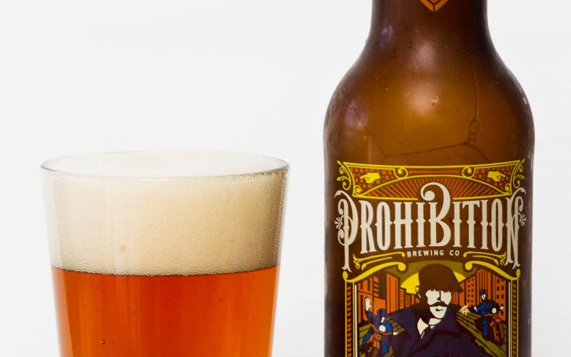 Prohibition Brewing Co. – Bootlegger Ale