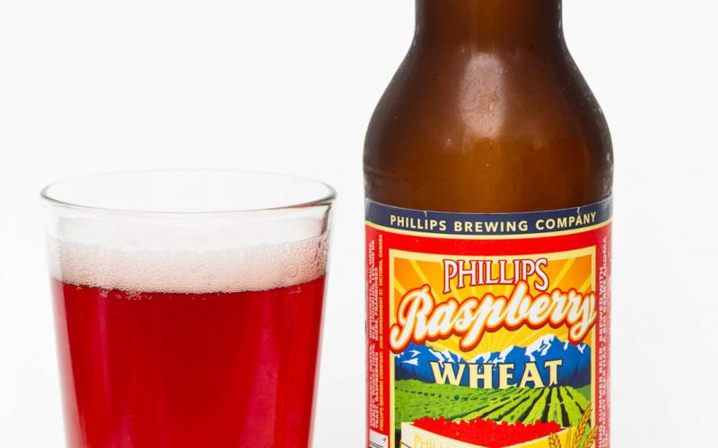 Phillips Brewing Co. – Raspberry Wheat Ale