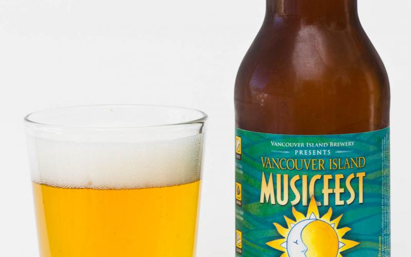 Vancouver Island Brewery – Vancouver Island Musicfest Festival Ale