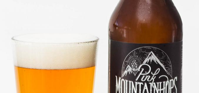Cannery Brewing – Canadian Band Beer – Pink Mountainhops Maibock