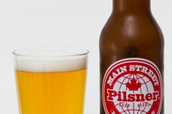 Main Street Brewing –  Rue Principale Pilsner