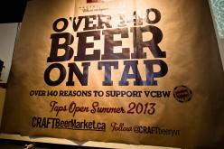 Let the Beer Games Begin! – Vancouver Craft Beer Week Kicks Off In Style