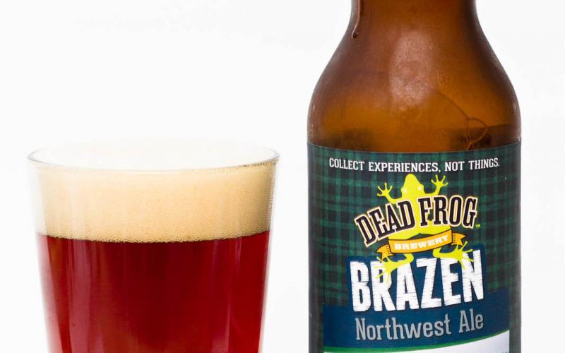 Dead Frog Brewery – Brazen Northwest Ale