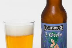 Lighthouse Brewing Co – 3 Weeds Belgian Witbier