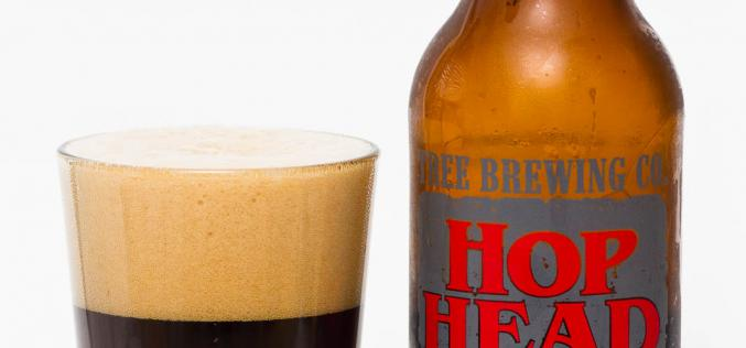 Tree Brewing Co. – Limited Edition Hop Head Black IPA
