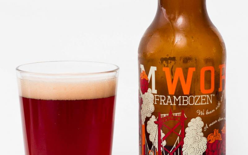 Steamworks Brewing Co. – Frambozen Rasberry Ale