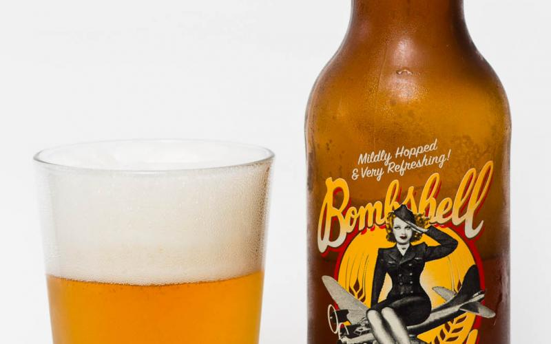 Mission Springs Brewing CO. – Bombshell Blonde Ale