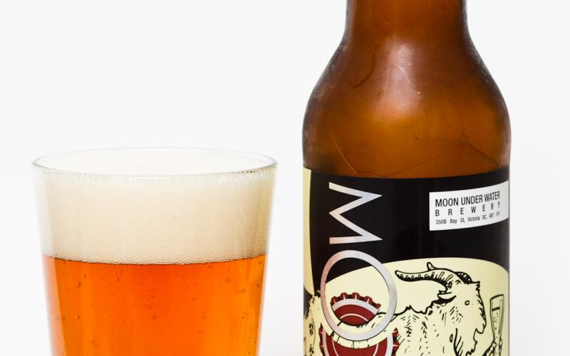 Moon Under Water Brewing Co. – Brewvic Maibock