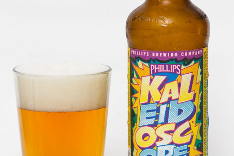 Phillips Brewing Co. – Kaleidoscope Mosaic IPA