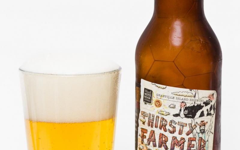 Granville Island Brewing – Thirsty Farmer Saison