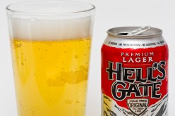 Hell's Gate Brewing Co. – Premium Lager