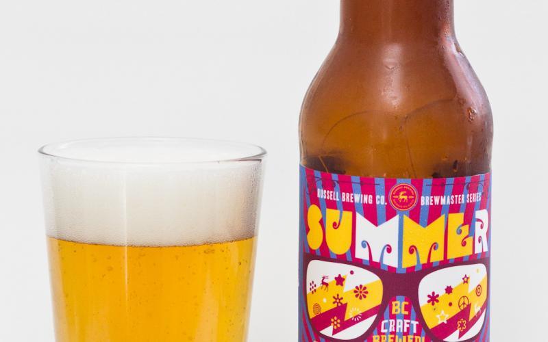 Russell Brewing Co – Summer Daze Saison