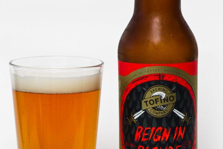 Tofino Brewing Co. – Reign In Blonde Ale