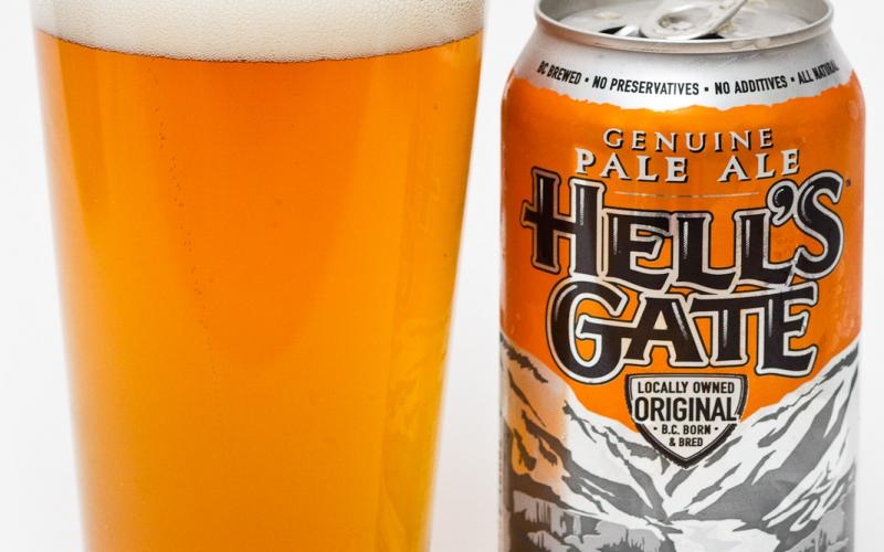 Hell's Gate Brewing Co. – Genuine Pale Ale