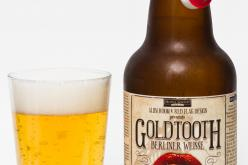Howe Sound Brewing – Gold Tooth Berliner Weisse