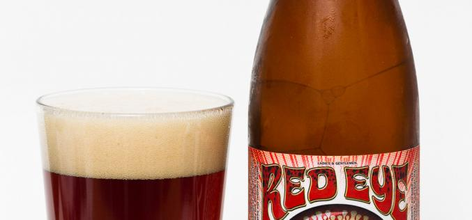 Parallel 49 Brewing Co. Red Eye, Ninkasi Collaboration Red Rye Lager