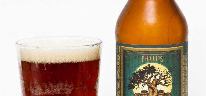 Phillips Brewing Co. – Twisted Oak Stillage Rye-Barrel Aged Bock