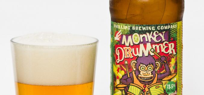 Phillips Brewing Co. – Monkey Drummer and the Incomplete Octave 12th Anniversary Ale