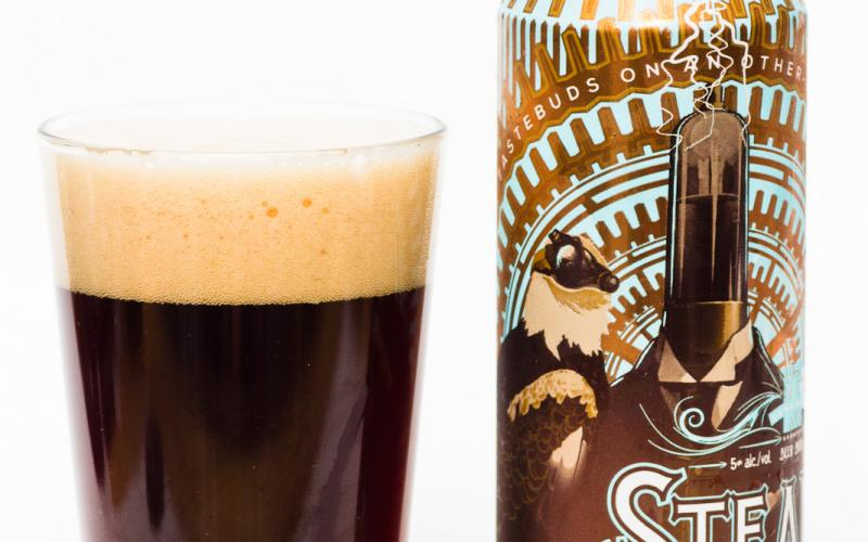 Longwood Brewery – Steam Punk Dunkel