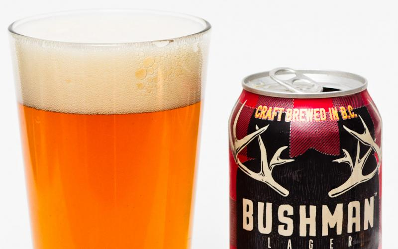 Black Loon Brewing – Bushman Lager