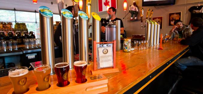 The Whistler Brewing Company- At the Base of your Adventure