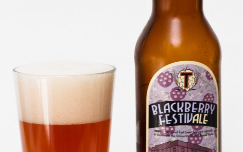 Townsite Brewing Inc. – Blackberry FestivAle (2013)
