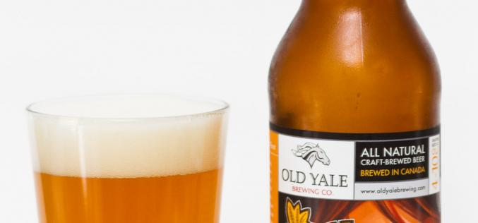 Old Yale Brewing Co. – Outta Wack Mango Wheat